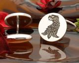 Heraldic Eagle Cufflinks