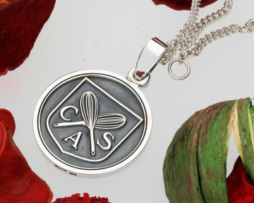 Silver Pendant Your Own Design