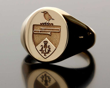 9ct Gold HS24 Personal Design