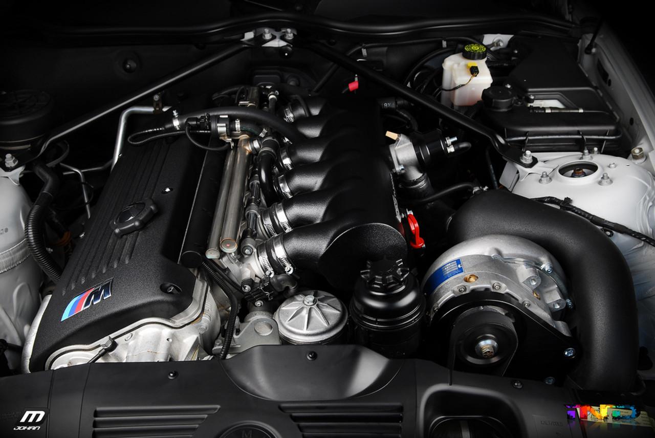 Z4M VT1-455 Supercharger System (Gen.3)