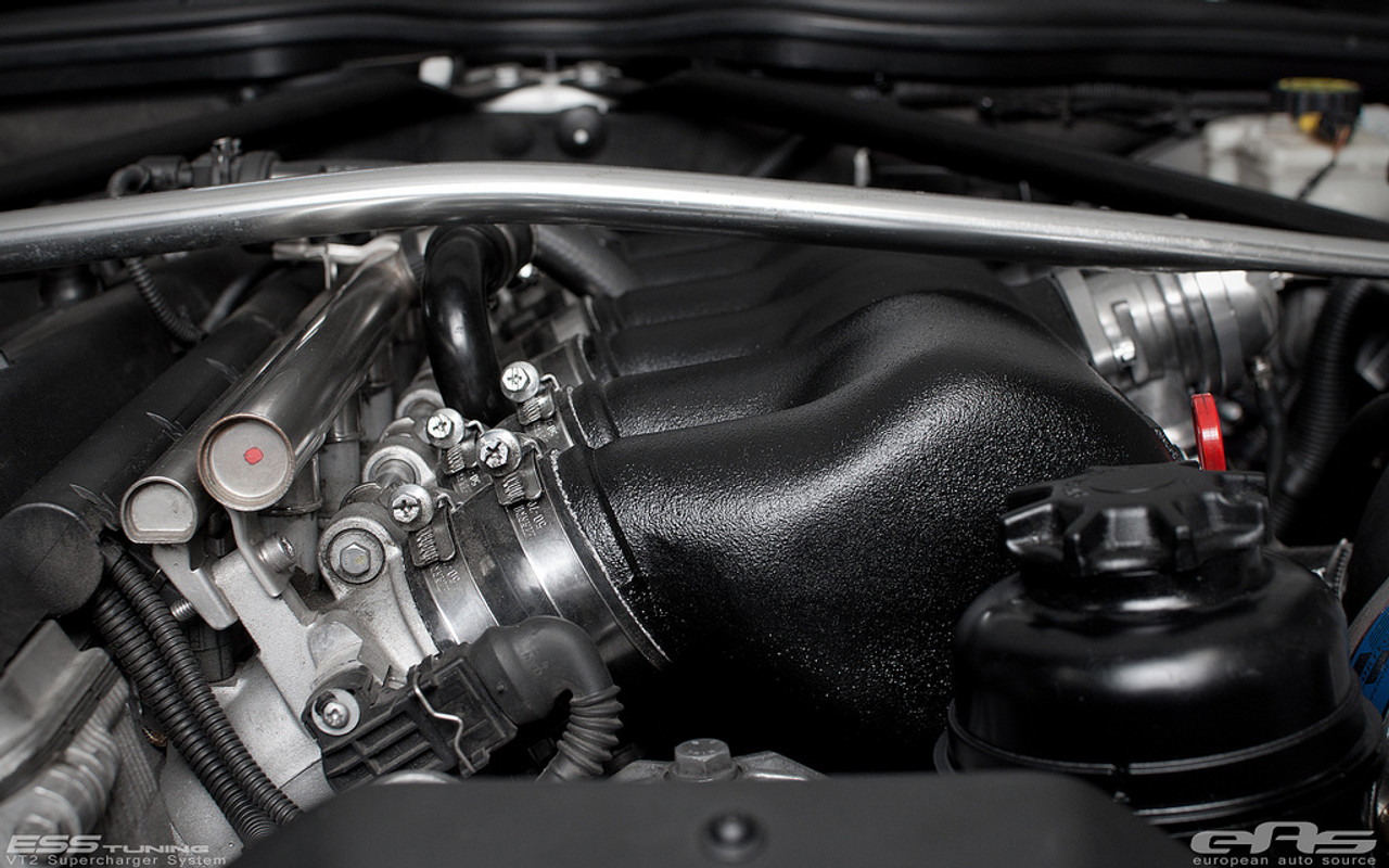 Z4M VT2-525 Supercharger System