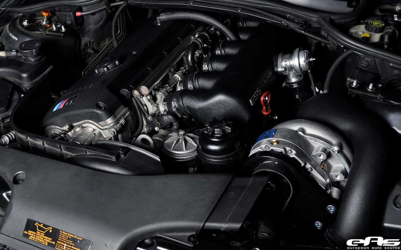 E46 M3 VT2-525 Supercharger System (Gen.3)