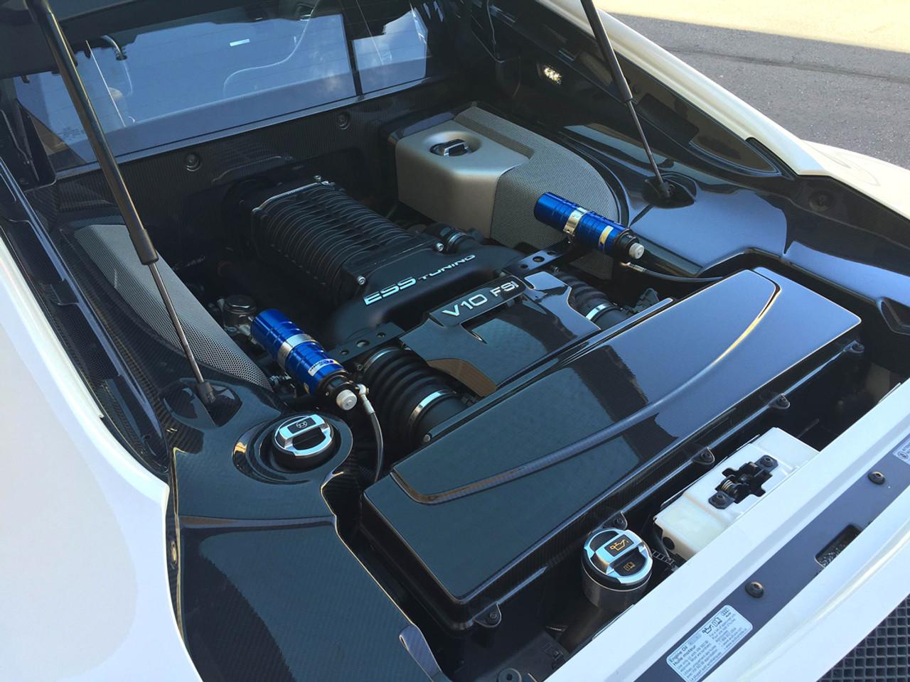 R8 V10 TS-760 supercharger system