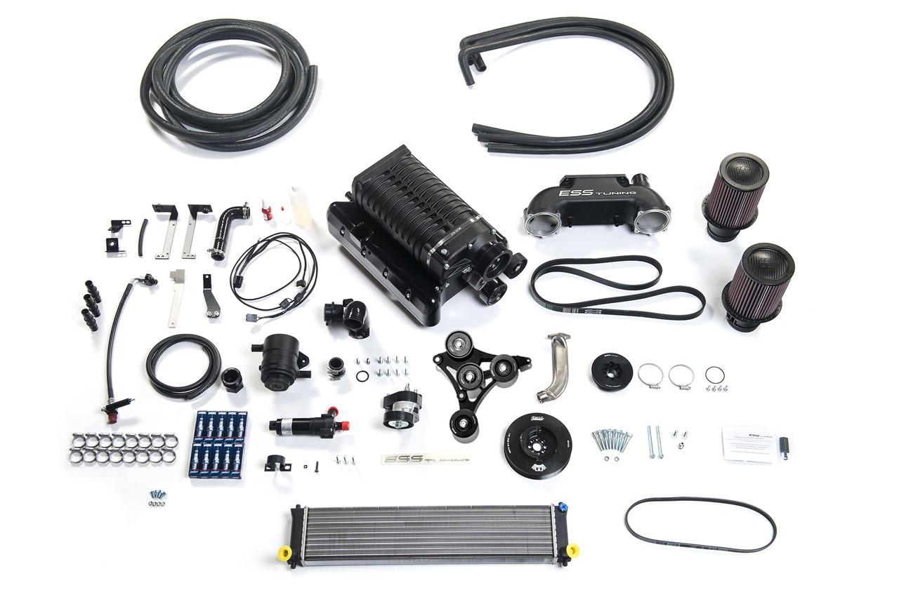 LP550/560/570 V10 TS-760 supercharger system