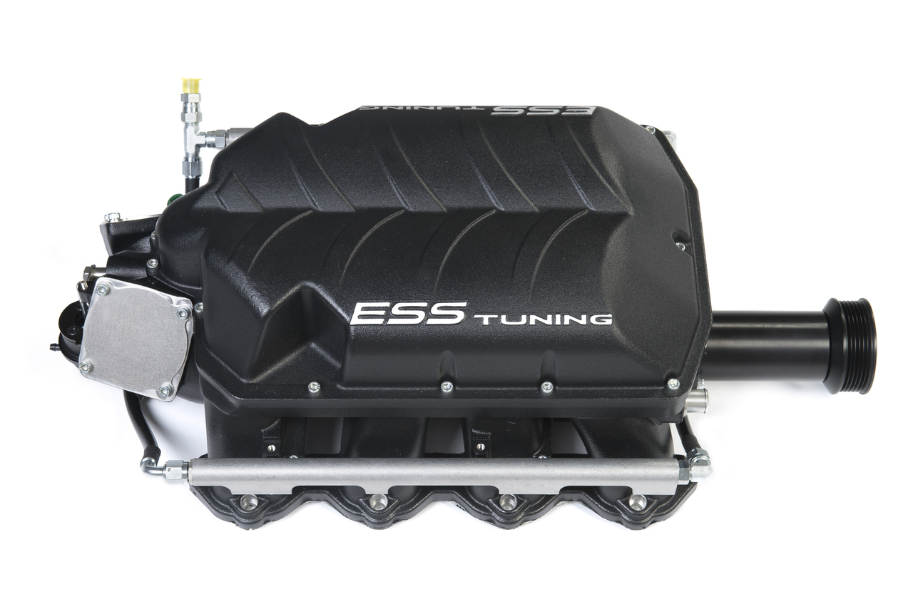 ESS M156 6.2L AMG Twin Screw Supercharger System