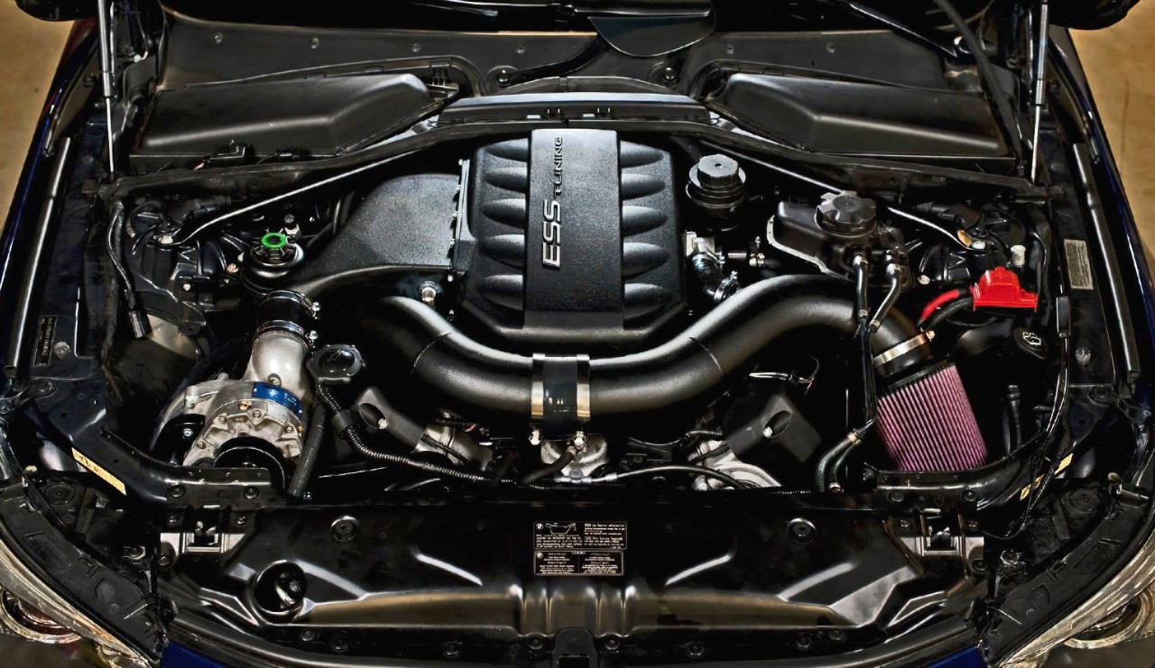 S85 VT2-660 Supercharger System (Gen.2)