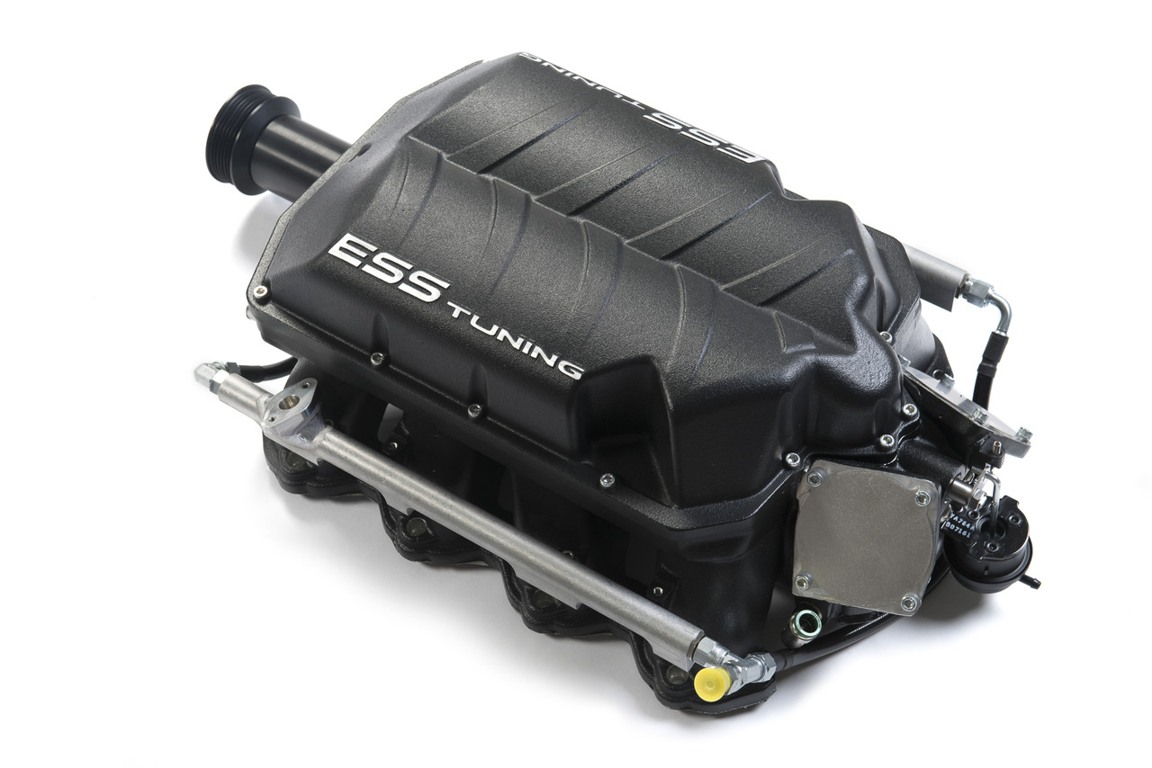 ESS M156 6 2L AMG Twin Screw Supercharger (Tuner Kit)