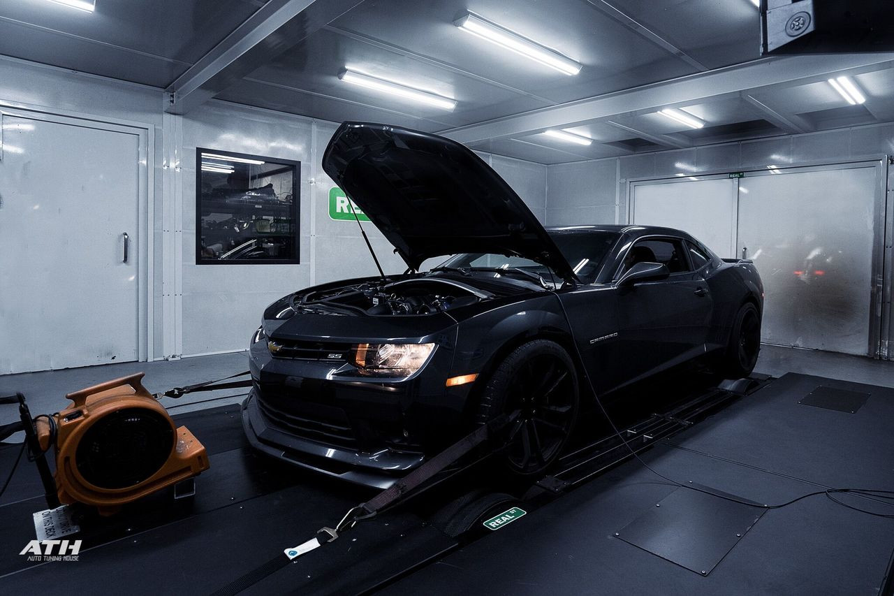 Gen.5 Camaro SS Intercooled Supercharger System