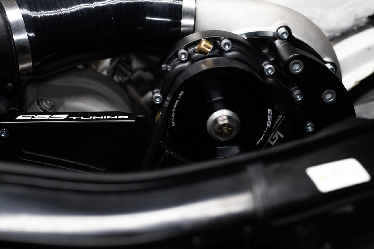 S65 G1 Intercooled Supercharger System