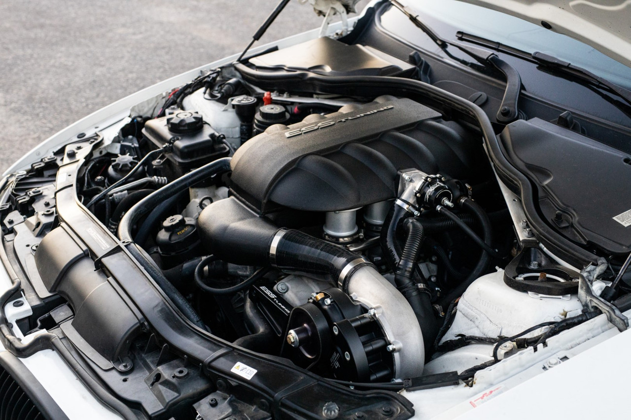 S65 G1+ Intercooled Supercharger System