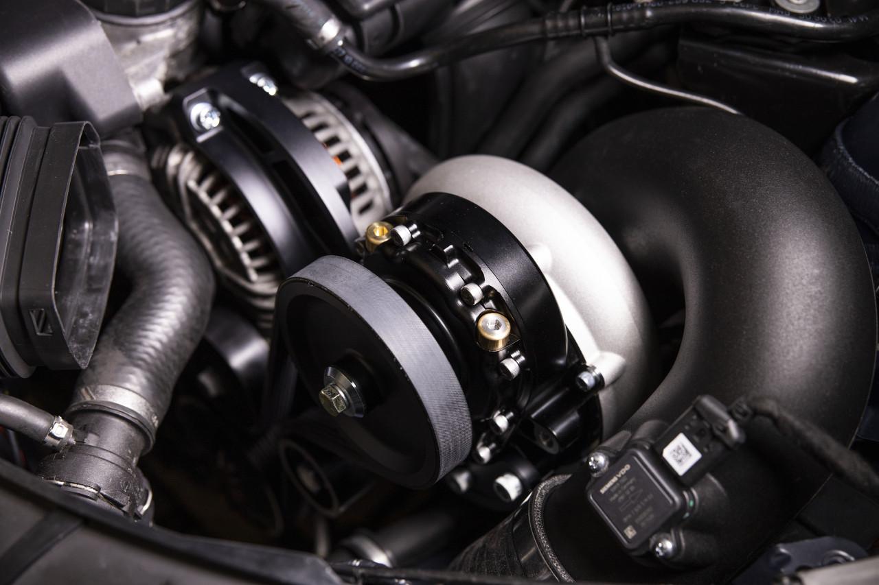 ESS N52 G1 Supercharger System (Gen.3)