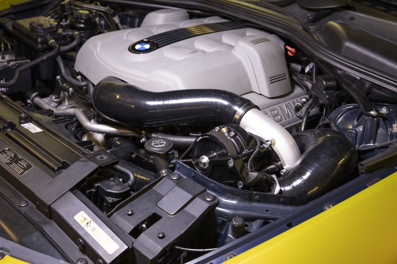 ESS N62B44 G1 Supercharger System