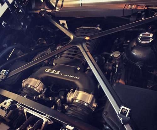 Huracan V10 TS-825 supercharger system (Whipple Gen.3)