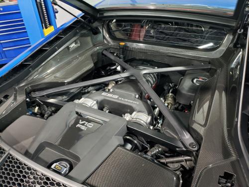 R8 V10 TS-825 supercharger system (Whipple Gen.4)