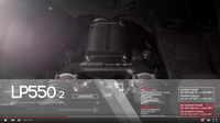 ESS Tuning AUDI R8 V10 & Lamborghini LP550/560/570