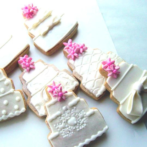 Wedding Cake Favors