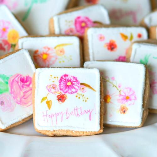 Stationery Bakery Birthday Gift Set