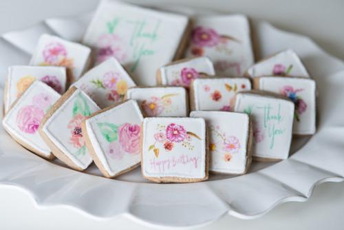 Stationery Bakery Thank You Gift Set