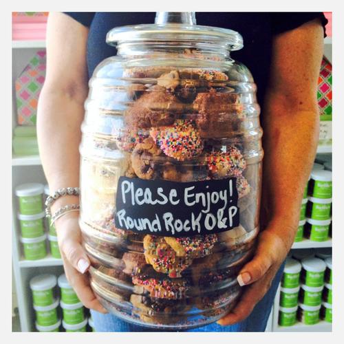 Homestyle Cookie Jar