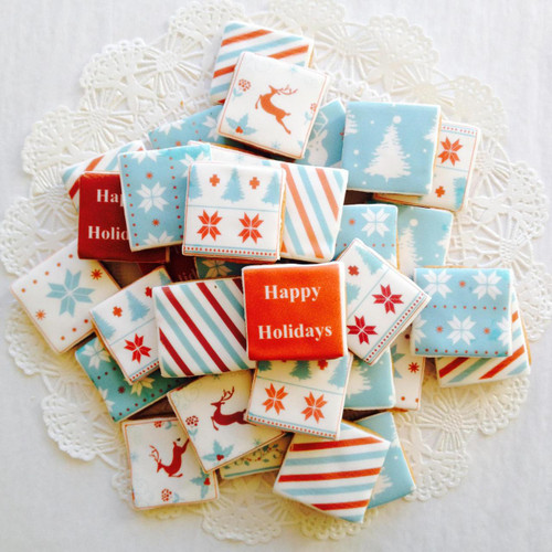 Nordic holiday minis