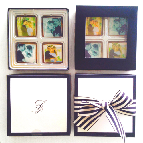 Photo Wedding Gift Set