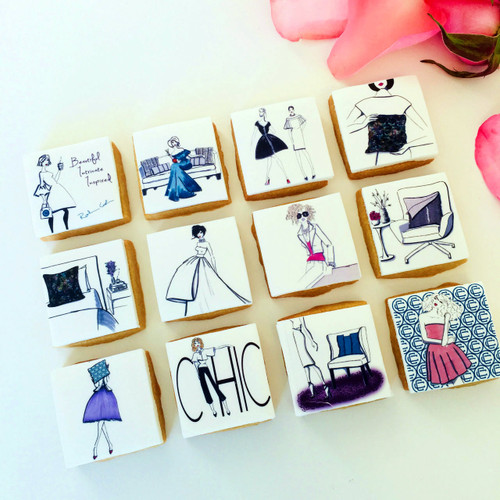 Robin Colton Designer Cookies