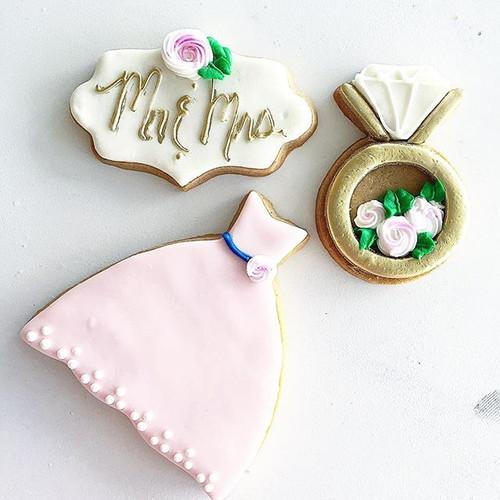 Mr & Mrs gift set