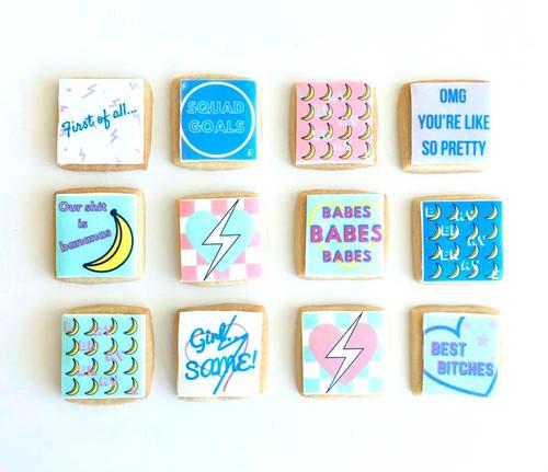 Sheila Rathbone Cookies