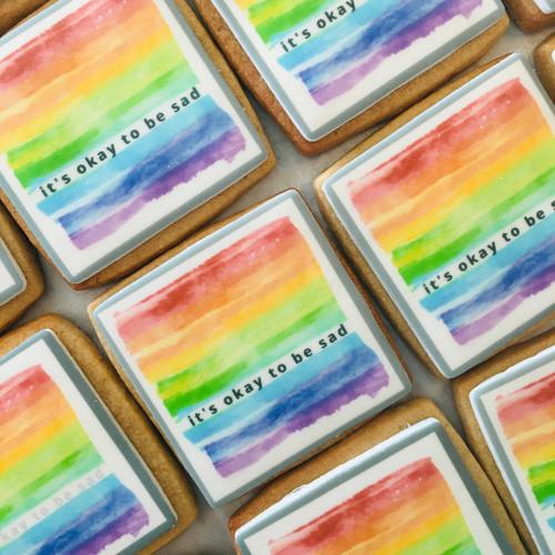 NAMI The Depressed Cake Shop Mental Health Awareness