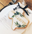 Texas Eucalyptus Wedding Cookies