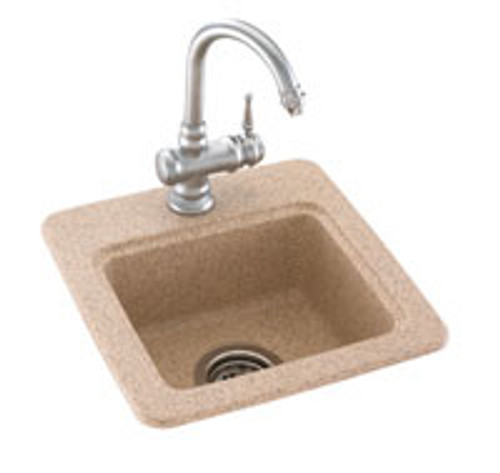 Swanstone BS-1515 Entertainment Sink - Aggregate Color