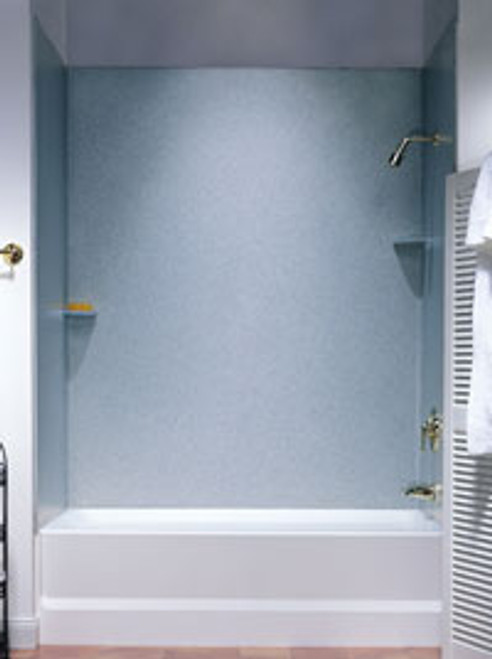 Swanstone SS-72-3 Bathtub 3-Panel Wall Kit - Solid Color