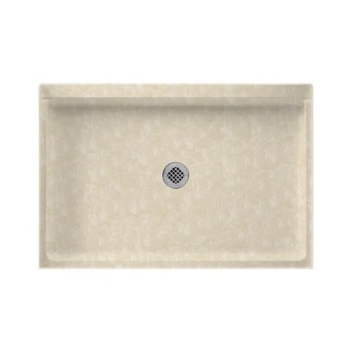 "Swanstone SS-3248 Single Threshold Shower Floor 32"" x 48"" - Aggregate Color"