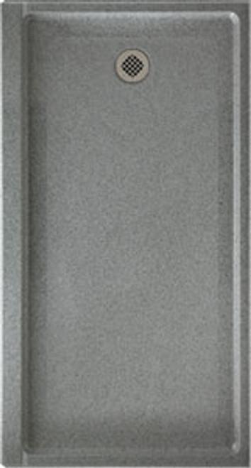 Swanstone SR-3260 Retrofit Shower Floor - Aggregate Color