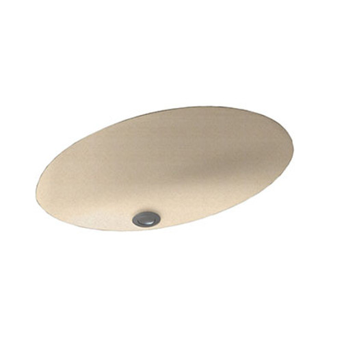 Swanstone UL-1913 Undermount Vanity Bowl - Solid Color