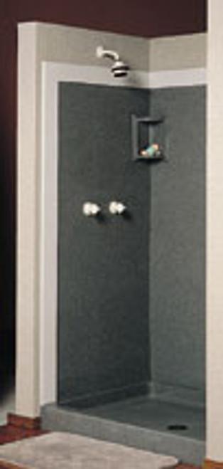 Swanstone TK-105 White SwanXpress Wall Panel Trim Kit