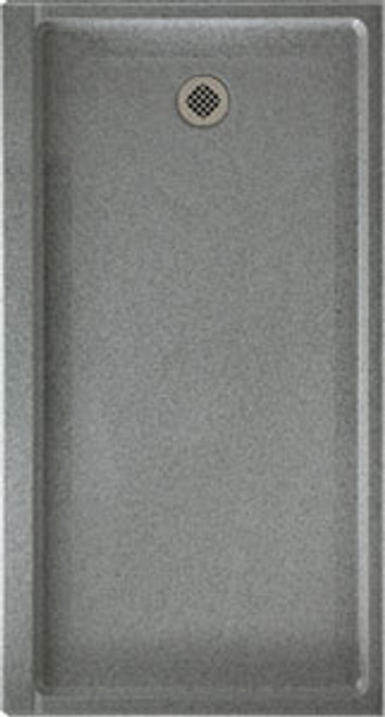 Swanstone SR-3260L White SwanXpress Retrofit Shower Floor