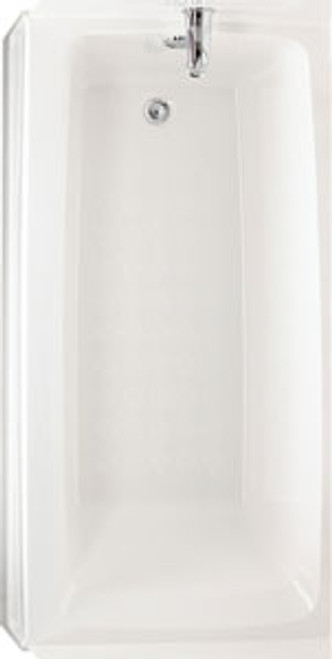 Swanstone BT-3060 White SwanXpress Veritek Bathtub Left Drain