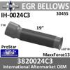 3820024C3 International EGR Bellows Turbo IH-0024C3