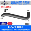 1657118C1 International Exhaust Elbow IH-118C1