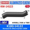 K180-14122 Kenworth Exhaust Double 27 Degree Bends