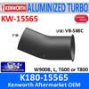 "K180-15565 Kenworth Turbo with Pyro Exhaust 5"" OD"