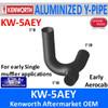 K180-5AEY Kenworth Early Single Muffler Aero kit Y-Pipe