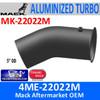 "4ME-22022M Mack 5"" Turbo Exhaust Part MK-22022M"