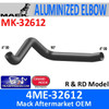 4ME-32612 Mack R & RD Model Elbow Exhaust Part MK-32612