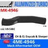 4ME-4946AM2 Mack Exhaust CH & CL Turbo Pipe MK-4946