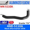 4ME-5110A Mack Granite CV Aluminized Exhaust Elbow MK-5110A