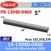 "14-13940-0460 Peterbilt 357,378,379 Center Pipe for Dual Exhaust 5"" x 18"""