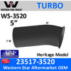 23517-3520 Western Star Heritage Model Turbo Exhaust Pipe