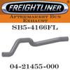 "04-21455-000  4"" Freightliner Bus Exhaust 2 Bend ID-OD ALZ"